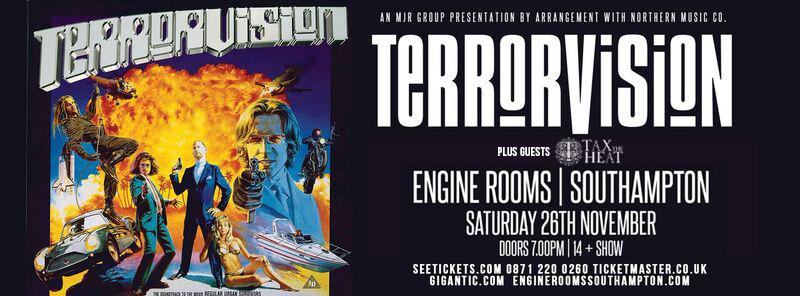 SOLD OUT: TERRORVISION - REGULAR URBAN SURVIVORS TOUR